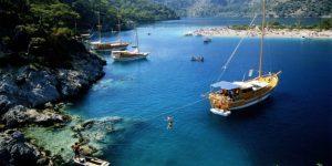Hajóbérlés Törökország